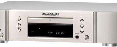 Marantz CD 5005 Srebrno-Złoty