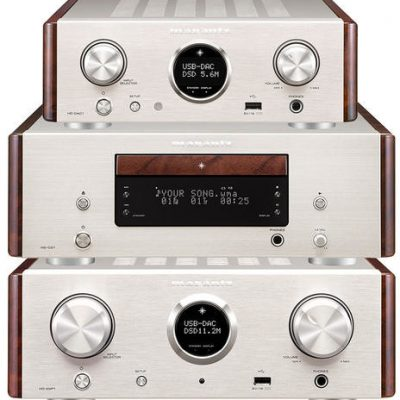 Marantz HD-AMP1 + HD-CD1 + HD-DAC1
