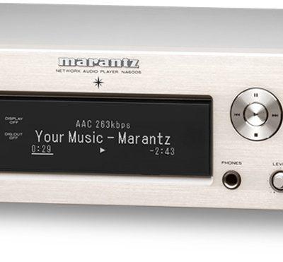 Marantz NA6006 srebrny
