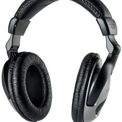 Meliconi HP50 Czarno-srebrne