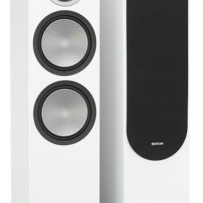 Monitor Audio Silver 500 Biały