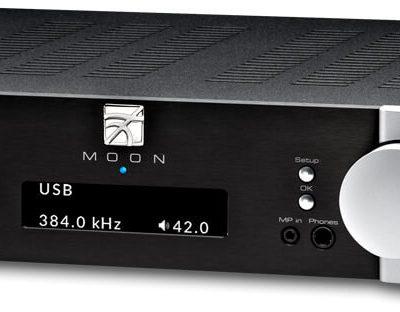 Moon Audio 240i Black-Silver