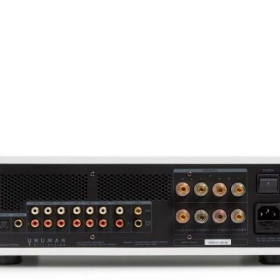 Numan Drive 802SUB - W3 (Srebrne osłony głośników)