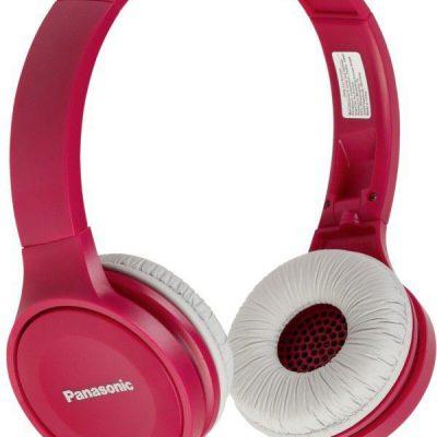 Panasonic RP-HF100ME-P różowe