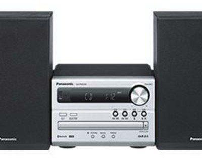 Panasonic SC PM250 (SC-PM250EG-K czarny)