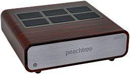 Peachtree Audio amp500 Drewniany