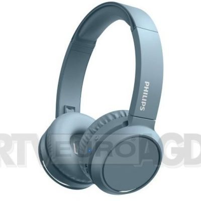 Philips BASS+ Niebieskie (TAH4205BL/00)