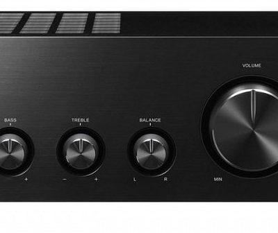 Pioneer Zestaw stereo A10AEB + KODA EX569 Orzech +Za wydane 500 zł dostaniesz 50 zł rabatu! + Dogodne raty! A10AEB+EX569 ORZECH A10AEB+EX569 ORZECH