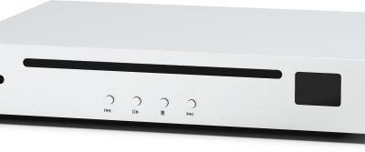 Pro-Ject CD Box S2 Srebrny