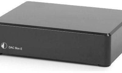 Pro-Ject DAC BOX E czarny