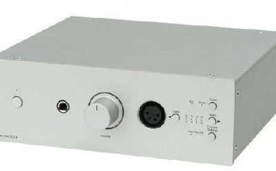 Pro-ject HEAD BOX DS2 B srebrny