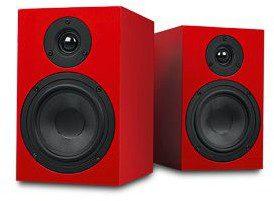 Pro-Ject SPEAKER BOX 5 czerwony