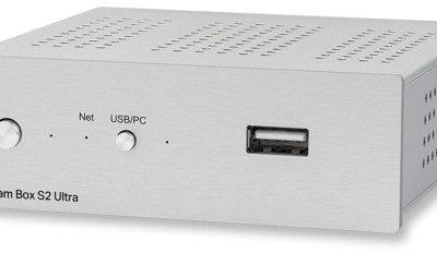 Pro-Ject Stream Box S2 Ultra Biały