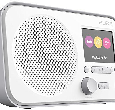 Pure Elan E3radio (DAB/DAB + Digital-i radio FM szary VL-62947