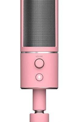 Razer Seiren X Quartz Pink