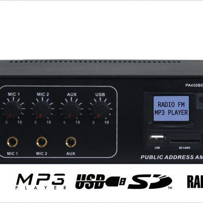 RH SOUND PA450BE