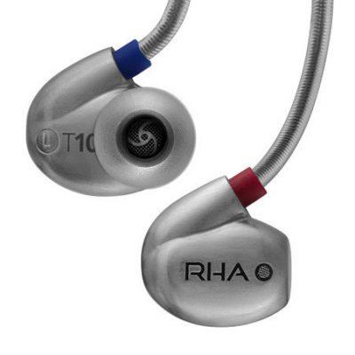 RHA T10 srebrne