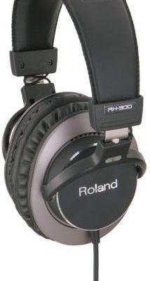 Roland RH-300 czarne