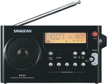 Sangean PR-D7