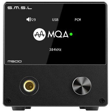 SMSL M500 czarny