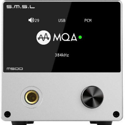 SMSL M500 srebrny