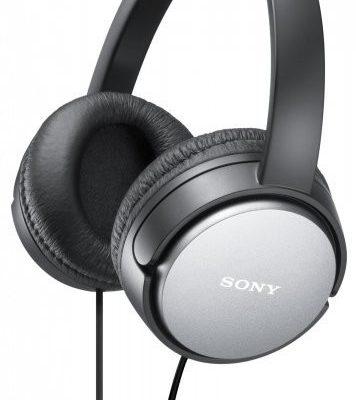 Sony MDR-XD150 czarne
