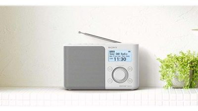 SONY Sony XDR-S61DW white DAB+ (XDRS61DW.EU8)