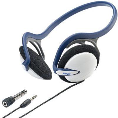 Stagg 16245dynamiczny lekkie słuchawki stereofoniczne Niebieski 16245