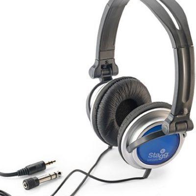 Stagg 25016246SHP-2200H DJ/monitor słuchawki stereofoniczne SHP-2200H