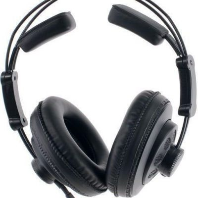 Superlux HD668B czarne