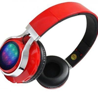 TeamVeovision K432D5 czerwono-czarne