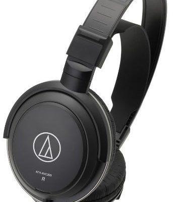 Technika ATH-AVC200 czarne