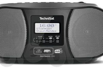 TechniSat DigitRadio 1990 Czarny