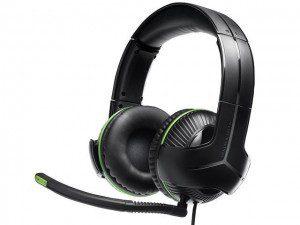 Thrustmaster Y300X Czarno-zielone