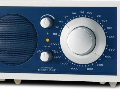 Tivoli Audio Model One Biało-Niebieski