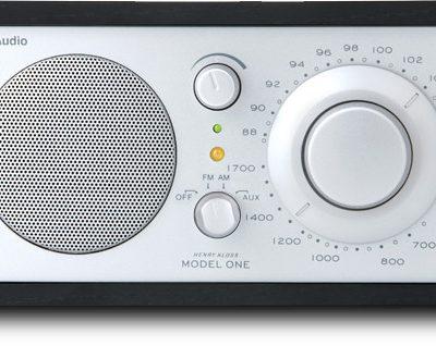 Tivoli Audio Model One Srebrno-Czarny