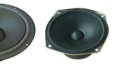 Tonsil Komplet głośników do Altus 110