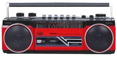 TREVI RR501 Czerwony