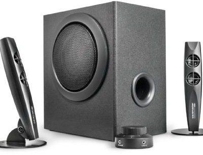 Wavemaster Stax 2.1 zestaw głośników stereo 66208