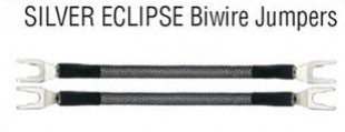 WireWorld Silver Eclipse Biwire Jumpers   Zworki Biwire 4 szt
