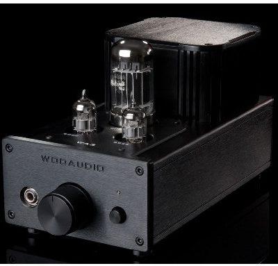 Woo Audio WA3 black