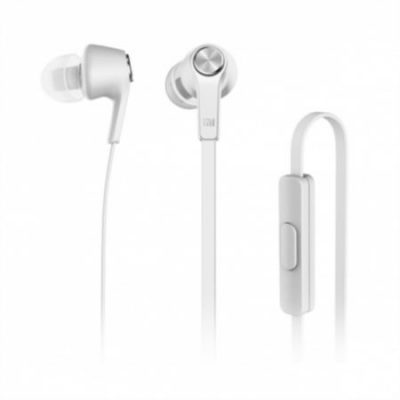 Xiaomi Mi In-Ear Piston Srebrne